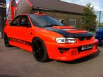 Click to view a larger image of 22b 4 door body kit